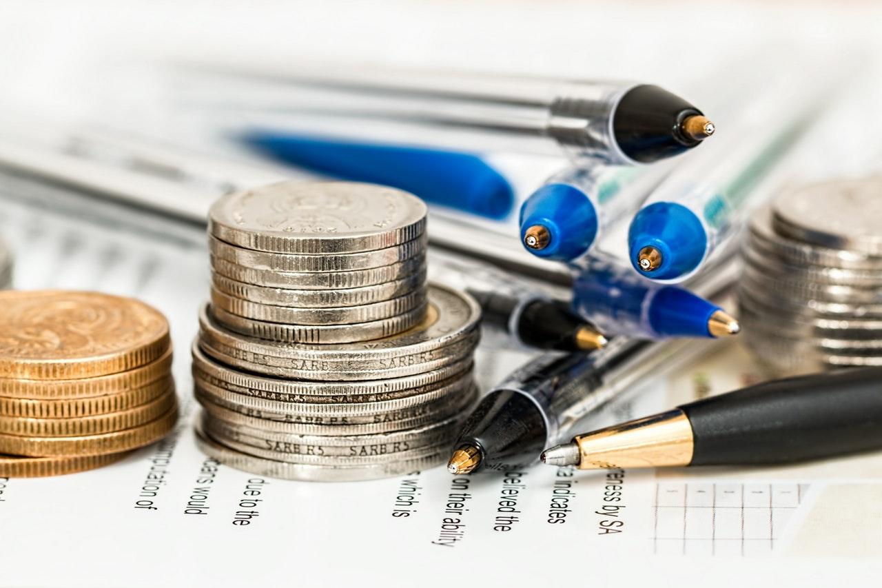 pennor och mynt